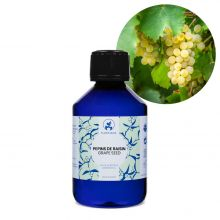 Florihana, Organic Grape Seed Oil, 200ml