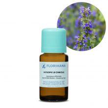 Florihana, Organic Hysope 1.8-Cineol Essential Oil, 15g