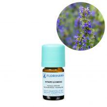 Florihana, Organic Hysope 1.8-Cineol Essential Oil, 5g