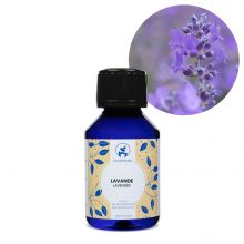 Florihana, Organic Lavender Macerated Oil, 100ml