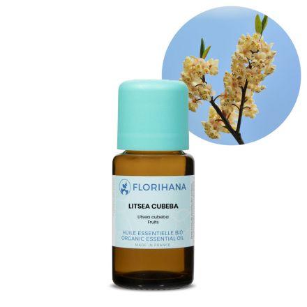 Florihana, 有機山雞椒精油 15g
