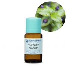 Florihana, Organic Myrtle Red Essential Oil, 15g