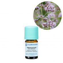 Florihana, Organic Oregano Wild Essential Oil, 5g