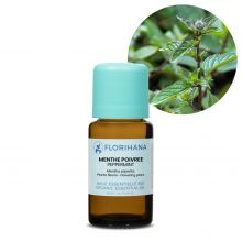 Florihana, Organic Peppermint Essential Oil, 15g