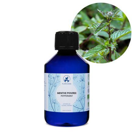 Florihana, Organic Peppermint Floral Water, 200ml