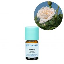 Florihana, 有机白玫瑰精油 2g