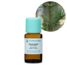 Florihana, Organic Scots Pine Essential Oil, 15g