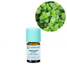 Florihana, Organic Spearmint Essential Oil, 5g