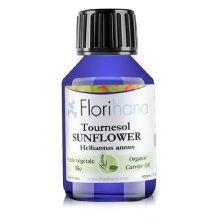 Florihana, 有機葵花籽油 100ml