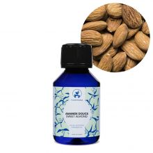 Florihana, Organic Sweet Almond Oil, 100ml