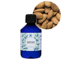 Florihana, Organic Sweet Almond Oil, 200ml
