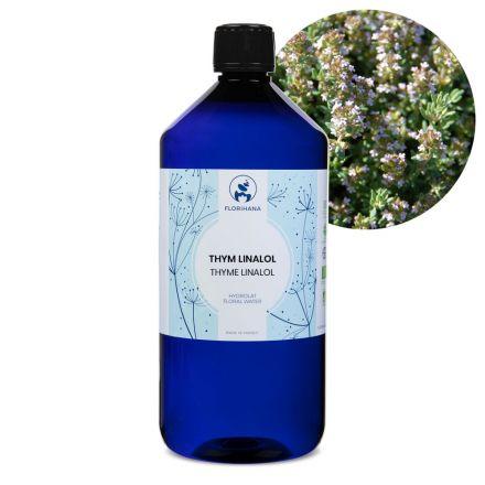 Florihana, Organic Thyme Linalol Floral Water, 1000ml