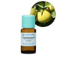 Florihana, Organic White Grapefruit Essential Oil, 15g