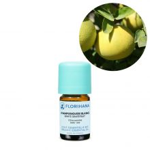 Florihana, Organic White Grapefruit Essential Oil, 5g