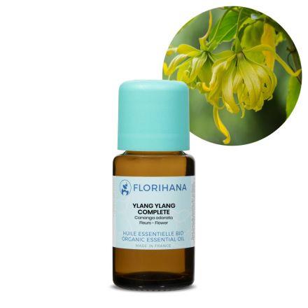 Florihana, 有機完全依蘭精油 15g