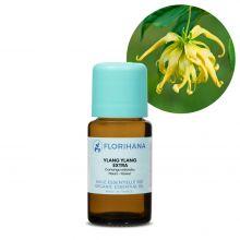 Florihana, Organic Ylang Ylang Extra Essential Oil, 15g