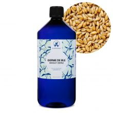 Florihana, Wheatgerm Oil, 1000ml
