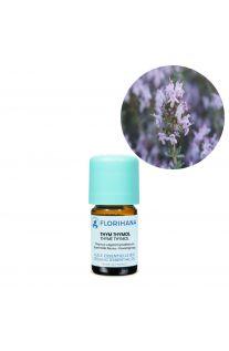 Florihana, Organic Thyme Thymol Essential Oil, 5g