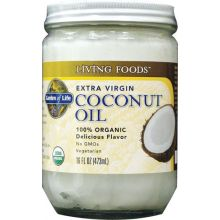 Garden Of Life, Organic Extra Virgin Coconut Oil, 16 fl oz (473 ml)