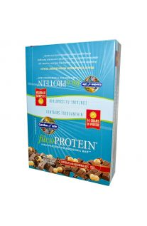 Garden of Life, FucoProtein, High Protein Thermogenic Bar, Chocolate with Macadamia Nuts, 12 Bars, 1.94 oz (55g) Each