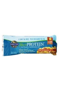 Garden of Life, FucoProtein, High Protein Thermogenic Bar, Peanut Butter Crunch, 1 Bar, 1.94 oz (55 g)