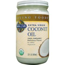 Garden Of Life, Organic Extra Virgin Coconut Oil, 32 fl oz (946ml)
