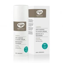 Green People, Scent Free Anti-Ageing 24-Hour Cream, 50ml