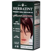 Herbatint, Permanent Herbal Haircolor Gel, 4.5 fl oz - 4M