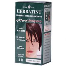 Herbatint, Permanent Herbal Haircolor Gel, 4.5 fl oz - 4R