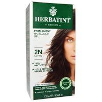 Herbatint, 純天然植物染髮劑, 4.5 fl oz - 2N (平行進口)