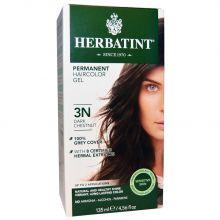 Herbatint, 純天然植物染髮劑, 4.5 fl oz - 3N (平行進口)