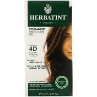 Herbatint, 純天然植物染髮劑, 4.5 fl oz - 4D (平行進口)