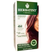 Herbatint, 純天然植物染髮劑, 4.5 fl oz - 4M (平行進口)