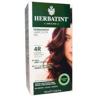Herbatint, 純天然植物染髮劑, 4.5 fl oz - 4R (平行進口)