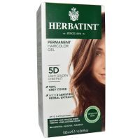Herbatint, 純天然植物染髮劑, 4.5 fl oz - 5D (平行進口)