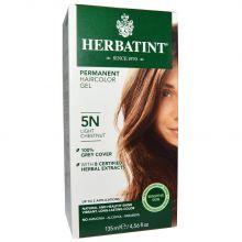 Herbatint, 純天然植物染髮劑, 4.5 fl oz - 5N (平行進口)
