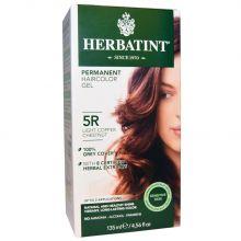 Herbatint, 純天然植物染髮劑, 4.5 fl oz - 5R (平行進口)
