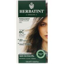 Herbatint, 純天然植物染髮劑, 4.5 fl oz - 6C (平行進口)