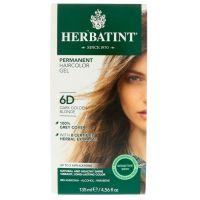 Herbatint, 純天然植物染髮劑, 4.5 fl oz - 6D (平行進口)