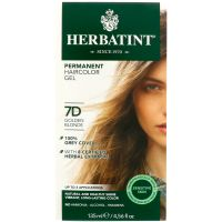Herbatint, 純天然植物染髮劑, 4.5 fl oz - 7D (平行進口)