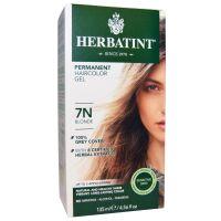 Herbatint, 純天然植物染髮劑, 4.5 fl oz - 7N (平行進口)