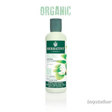 Herbatint, 有機辣木修護洗髮水, 260ml