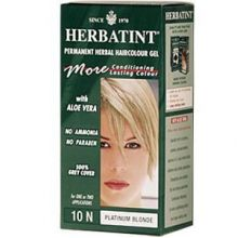 Herbatint, 純天然植物染髮劑, 4.5 fl oz - 10N