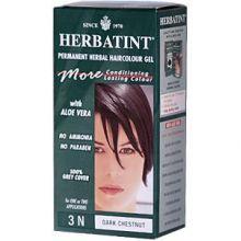 Herbatint, 純天然植物染髮劑, 4.5 fl oz - 3N