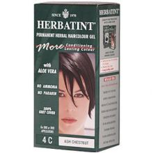 Herbatint, 純天然植物染髮劑, 4.5 fl oz - 4C