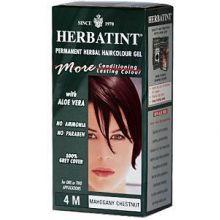 Herbatint, 純天然植物染髮劑, 4.5 fl oz - 4M
