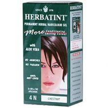 Herbatint, 純天然植物染髮劑, 4.5 fl oz - 4N