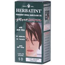 Herbatint, Permanent Herbal Haircolor Gel, 4.5 fl oz - 5D