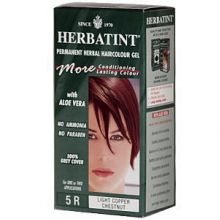 Herbatint, Permanent Herbal Haircolor Gel, 4.5 fl oz - 5R