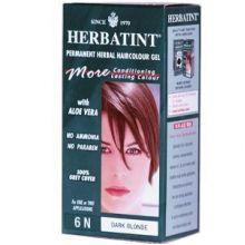 Herbatint, 純天然植物染髮劑, 4.5 fl oz - 6N